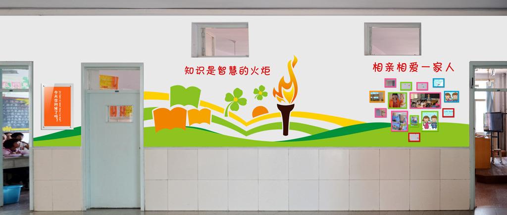 校园文化建设|学校宣传栏设计|学校文化设计|学校宣传图片