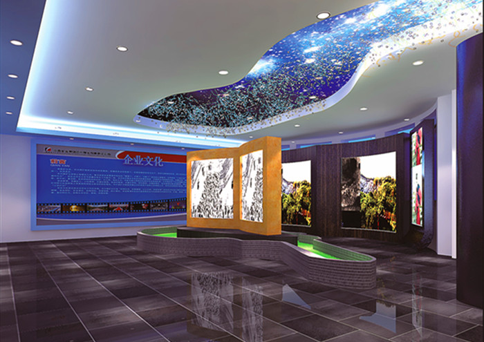 企业文化展厅