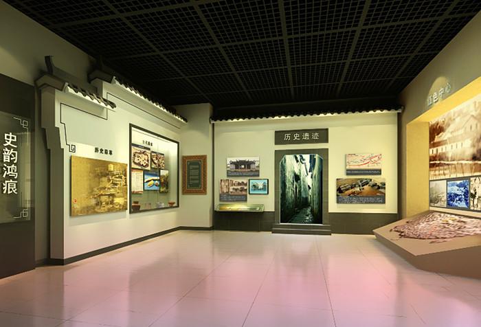 机关档案馆文化建设