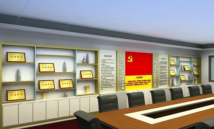 机关阅览室文化建设