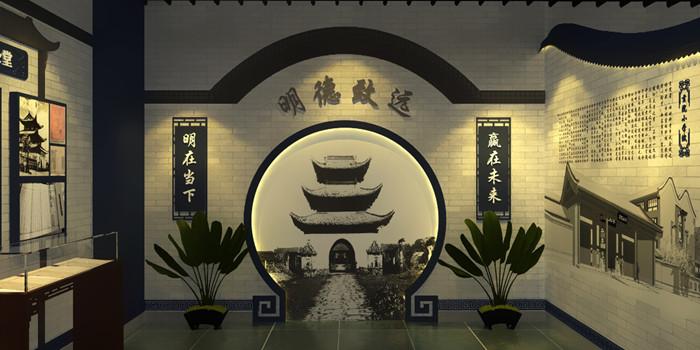 北京贡院小学校史馆文化建设