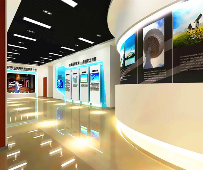 企业展厅文化建设