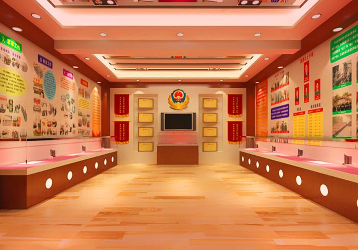 机关荣誉室文化建设